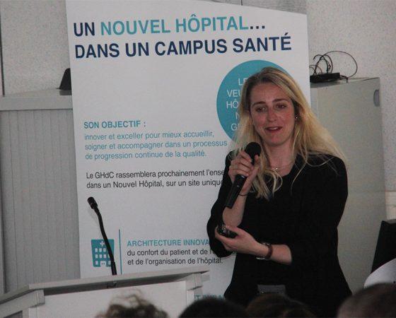 Projet paysager du Nouvel Hôpital